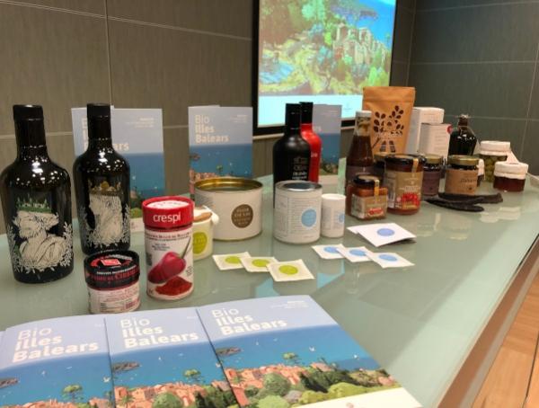 Productos ecológicos Bio Illes Balears